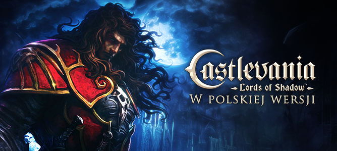 Castlevania: Lords of Shadow announcement